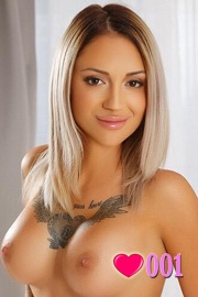 London Escort Girl Bond Street W1 Blonde
